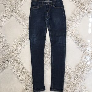 LEVI'S 535 LEGGINGS JEANS